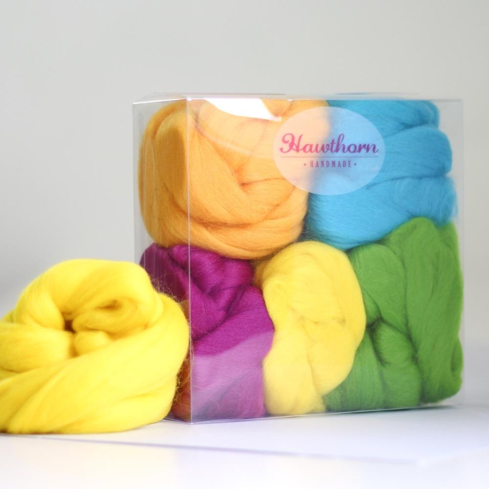 Summer wool bundle