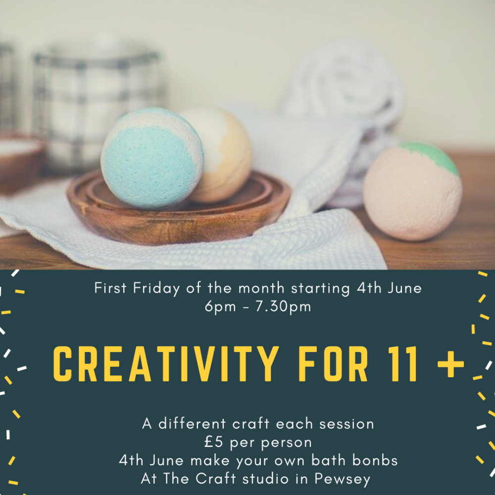 Creativity for 11 +