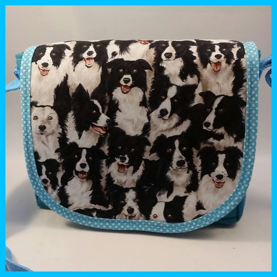 Collies Mini Messenger Bag