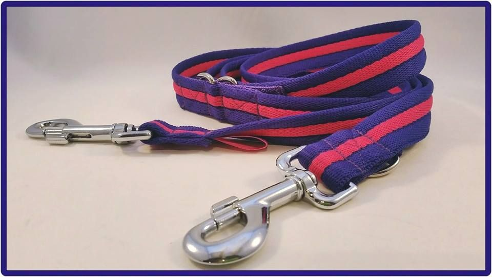 6ft Padded Polyester Training Leads