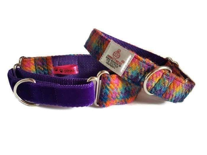 <!-- 002 -->Harris Tweed Collars