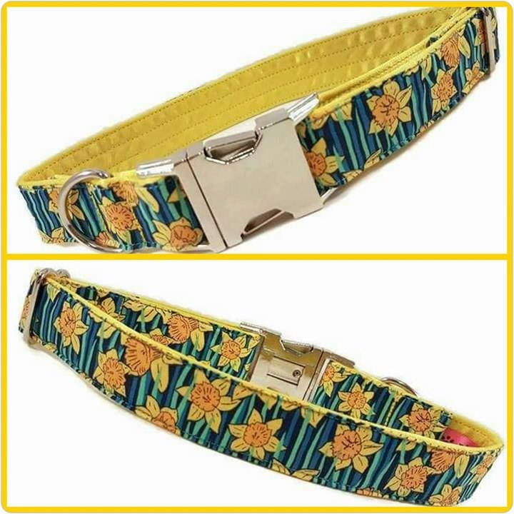 <!-- 005 -->Liberty London Dog Collars