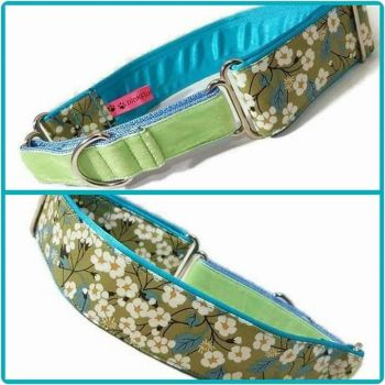 "Mitsi Liberty London 1.5"" Martingale Collar"