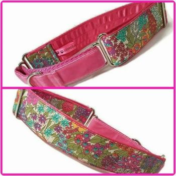 "Ciara Liberty London 1.5"" Martingale Collar"
