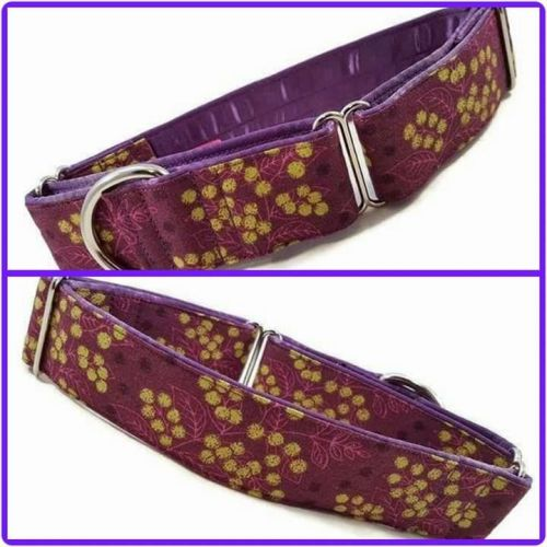 Late Bloom Martingale Collar