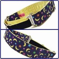 Create Your Own - Satin Lined Half Martingale Collar