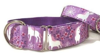 Create Your Own - Webbing Backed House Collar or Full Martingale
