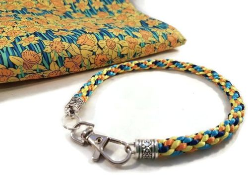 Create Your Own - Braided Tag Dog Collar