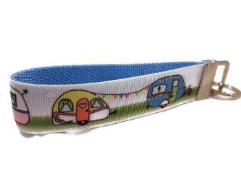 Cute Caravans Keyfob