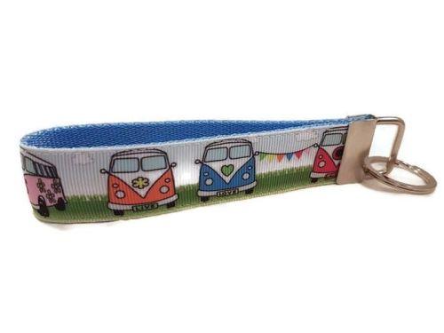 Meadow Campers Keyfob