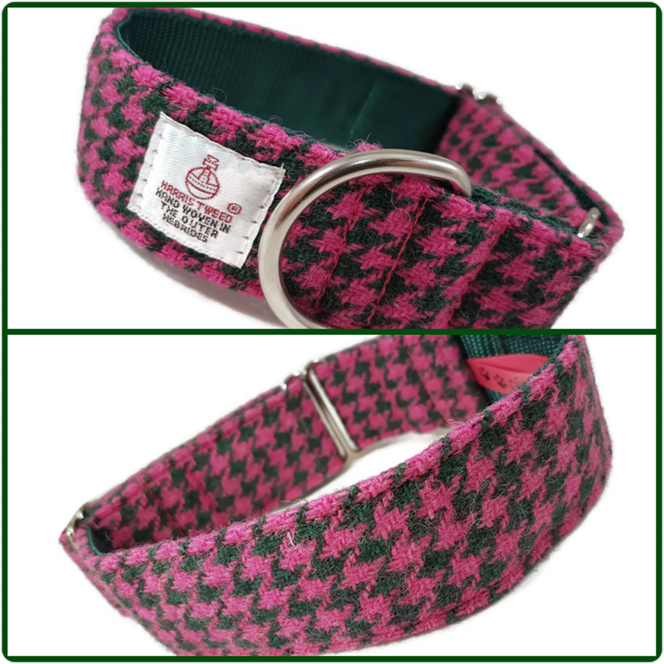 Harris Tweed House Collars