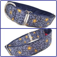 """1.5"""" Star Branches House/Tag Collar"""
