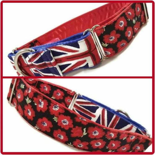Create Your Own - Two-Tone Satin Lined Full Martingale Collar