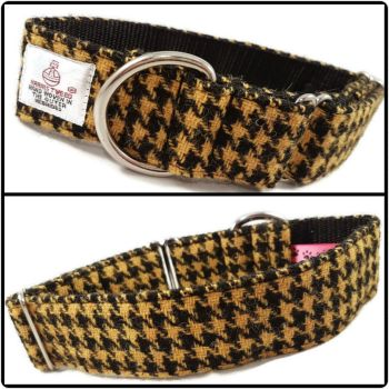 "1.5"" Bee Harris Tweed House Collar"