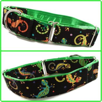 Geckos Martingale Collar