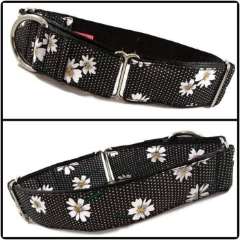 Daisies Martingale Collar