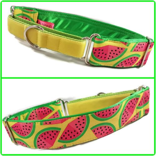 Watermelons Half Martingale Collar