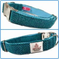 Create Your Own Harris Tweed Clip Collar