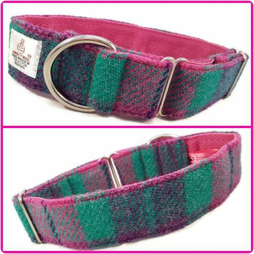 Create Your Own Harris Tweed House Collar
