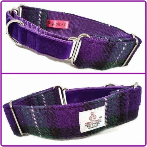 Create Your Own Harris Tweed Martingale Collar