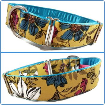 "1.5"" Botanica House/Tag Collar"