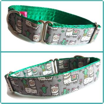 "1"" Alpacas Whippet House Collar"