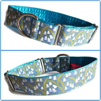 "1.5"" Bluebells House/Tag Collar"