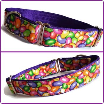 "1"" Jellybeans Whippet House Collar"