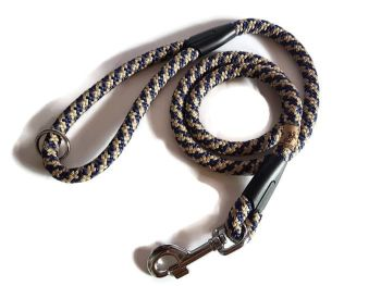 4ft 'Majestic' Braided Rope Clip Lead
