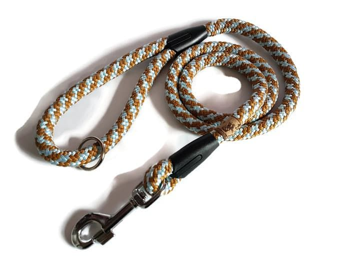 4ft 'Seabed' Braided Rope Clip Lead