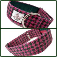 Harris Tweed Greyhound Collars