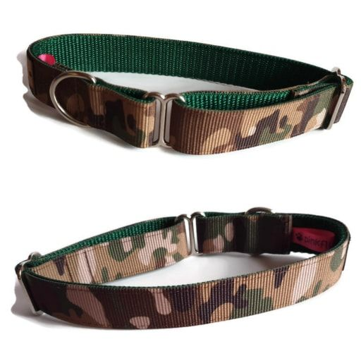<!-- 004 -->Double Webbing Collars