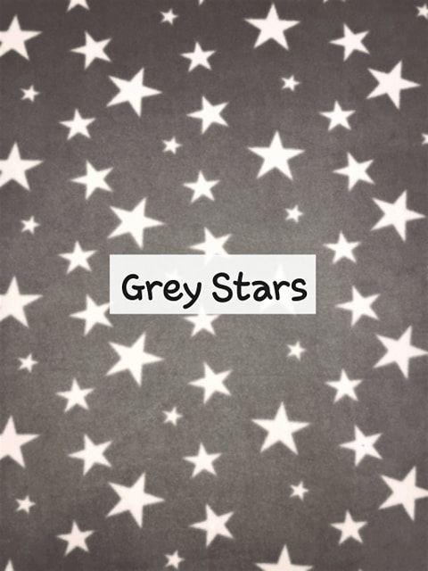 Grey Stars Fleeec