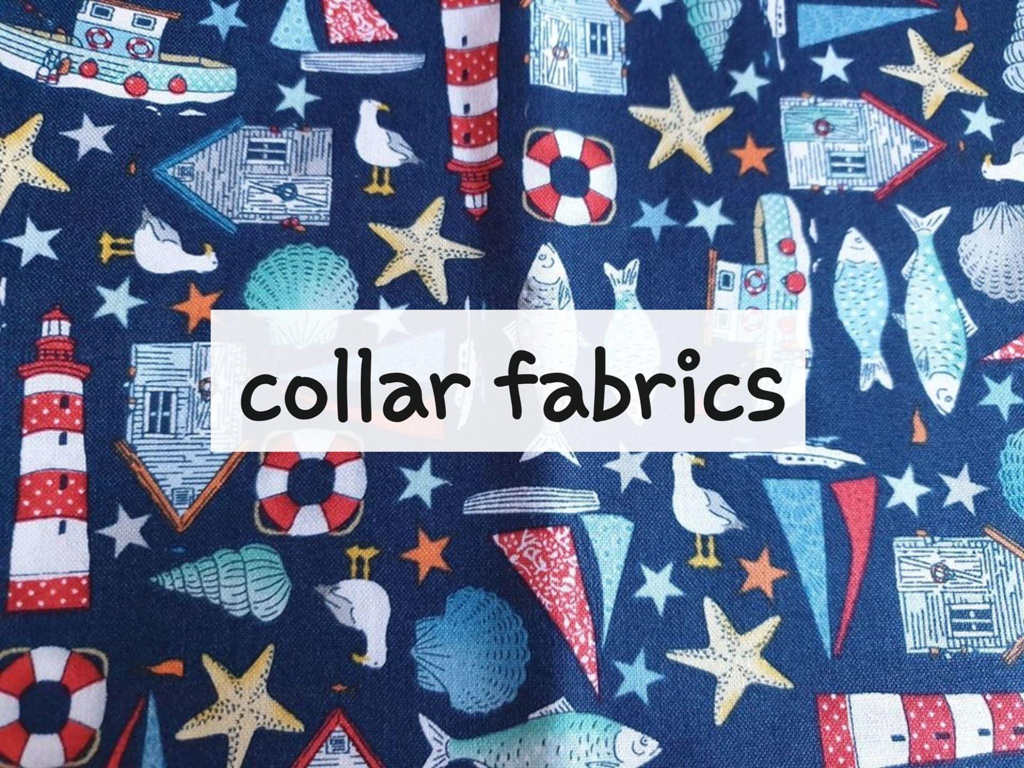 collar fabrics
