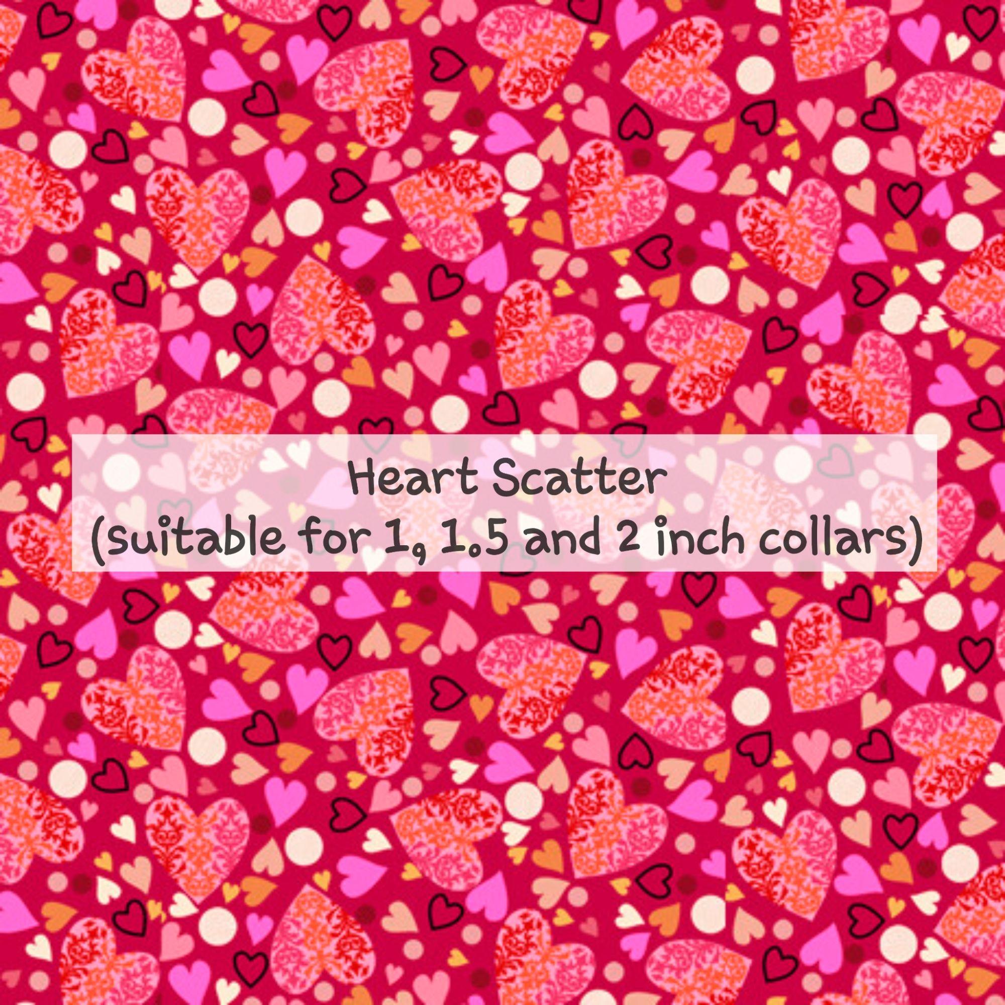Heart Scatter