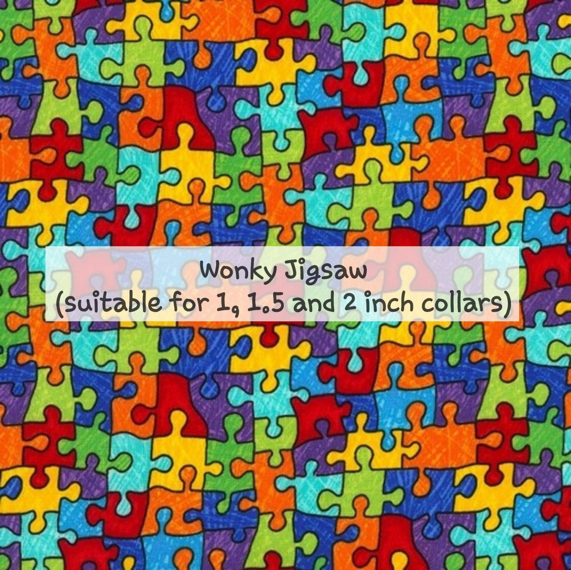 Wonky Jigsaw