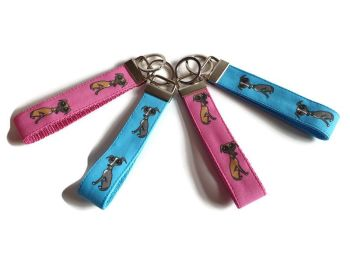 Izzy & Finn Keyfobs **Made to Order**
