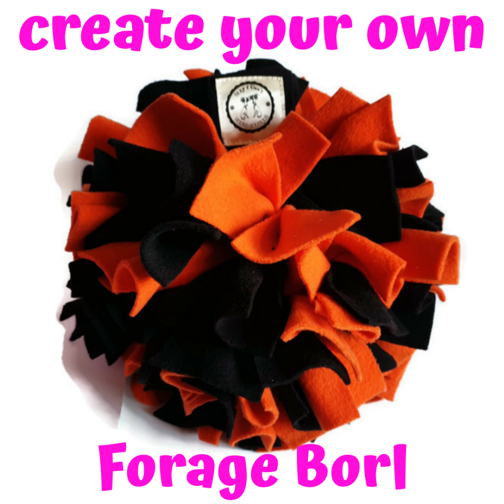 Create Your Own Forage Borl