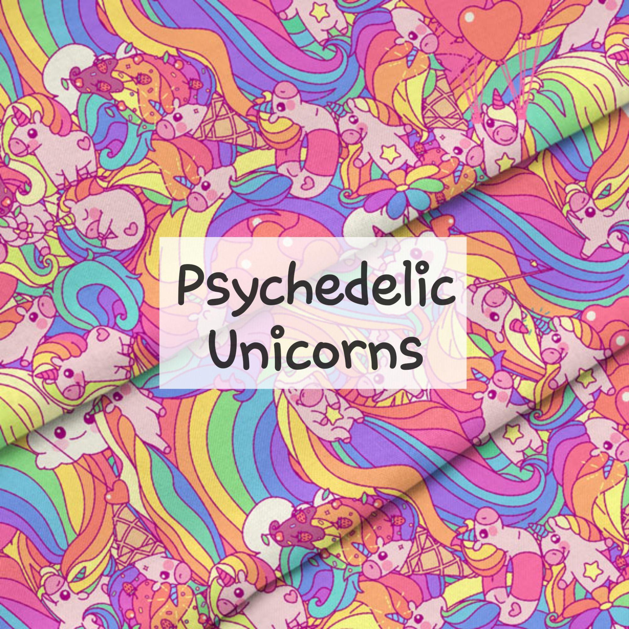Psychedelic Unicorns