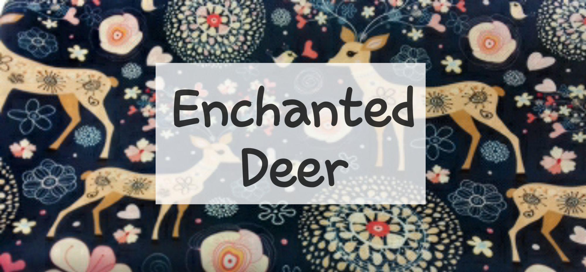 Enchanted Deer