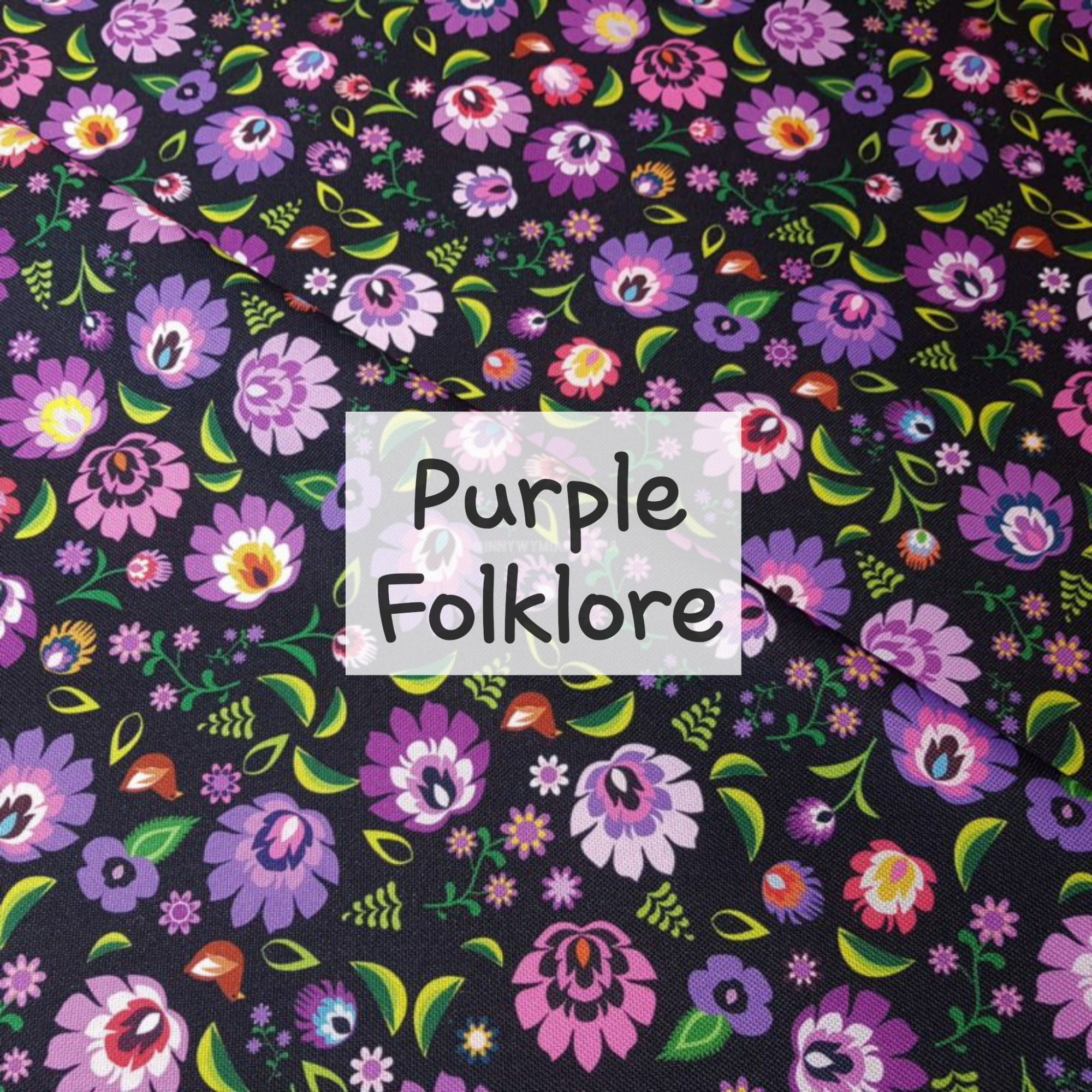 Purple Folklore
