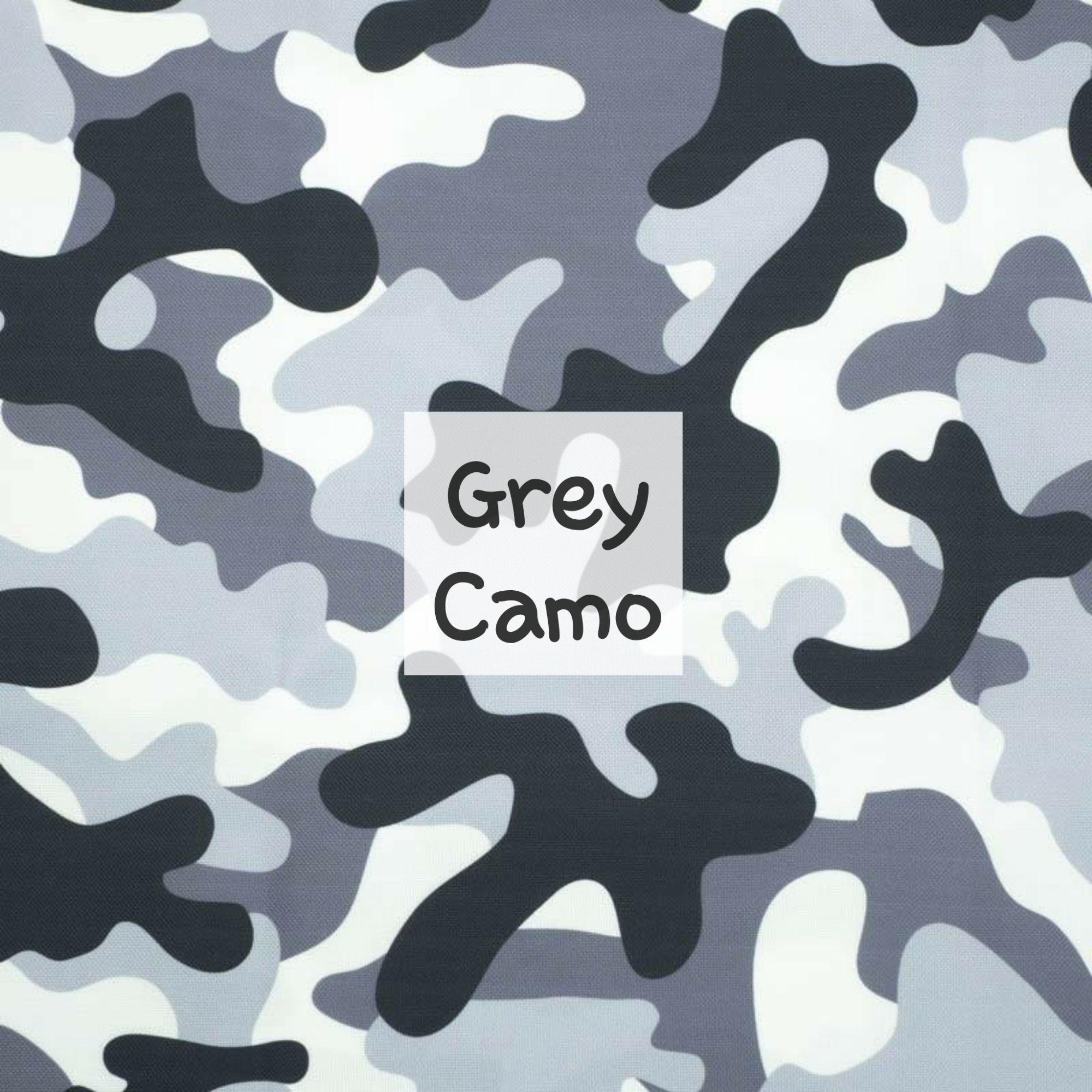 Grey Camo