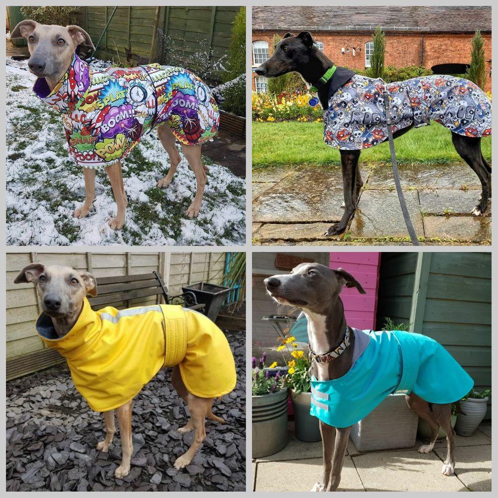 <!-- 003 --> Woven Waterproof Coats