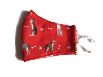 **MADE TO ORDER** Picasso Hounds Face Coverings