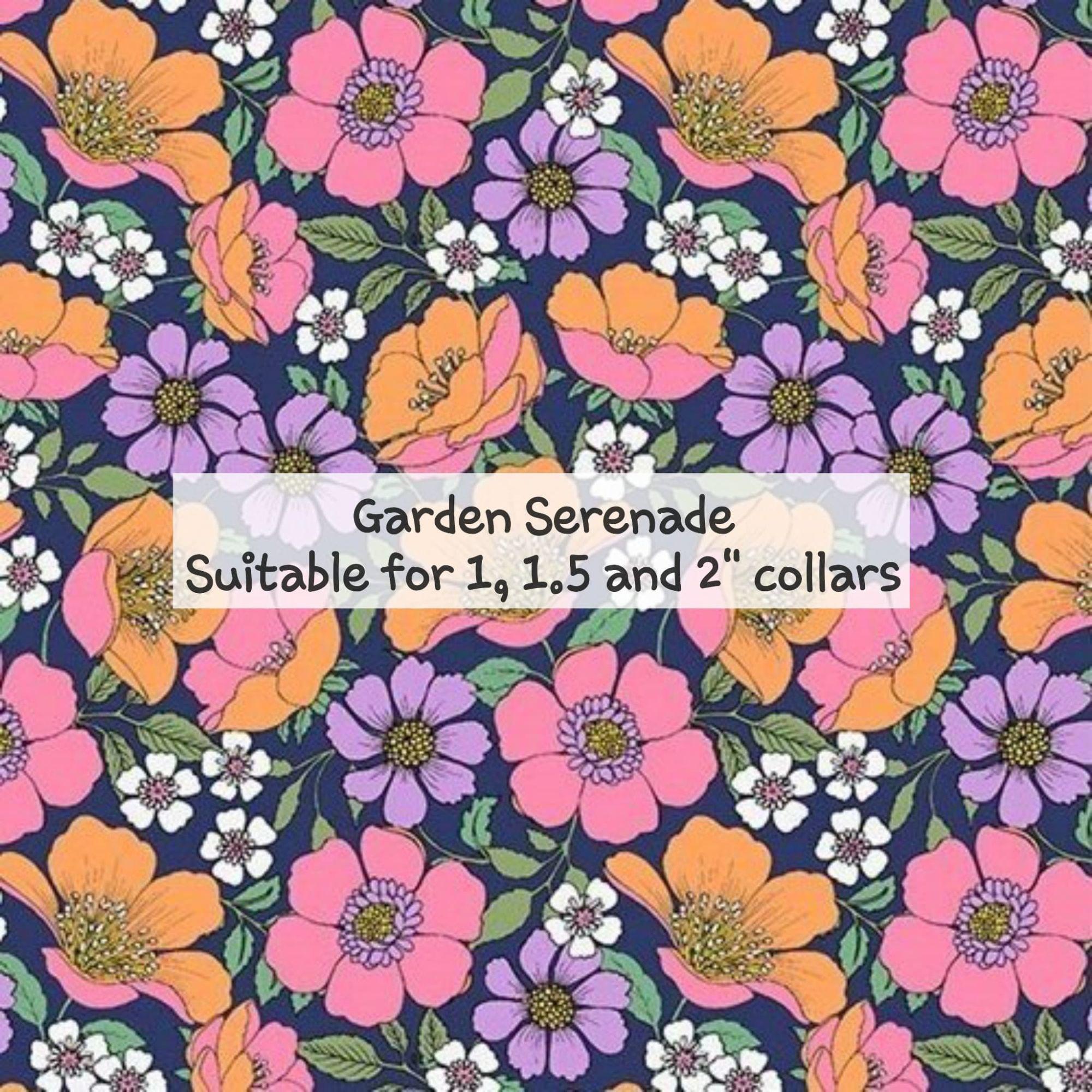 Garden Serenade