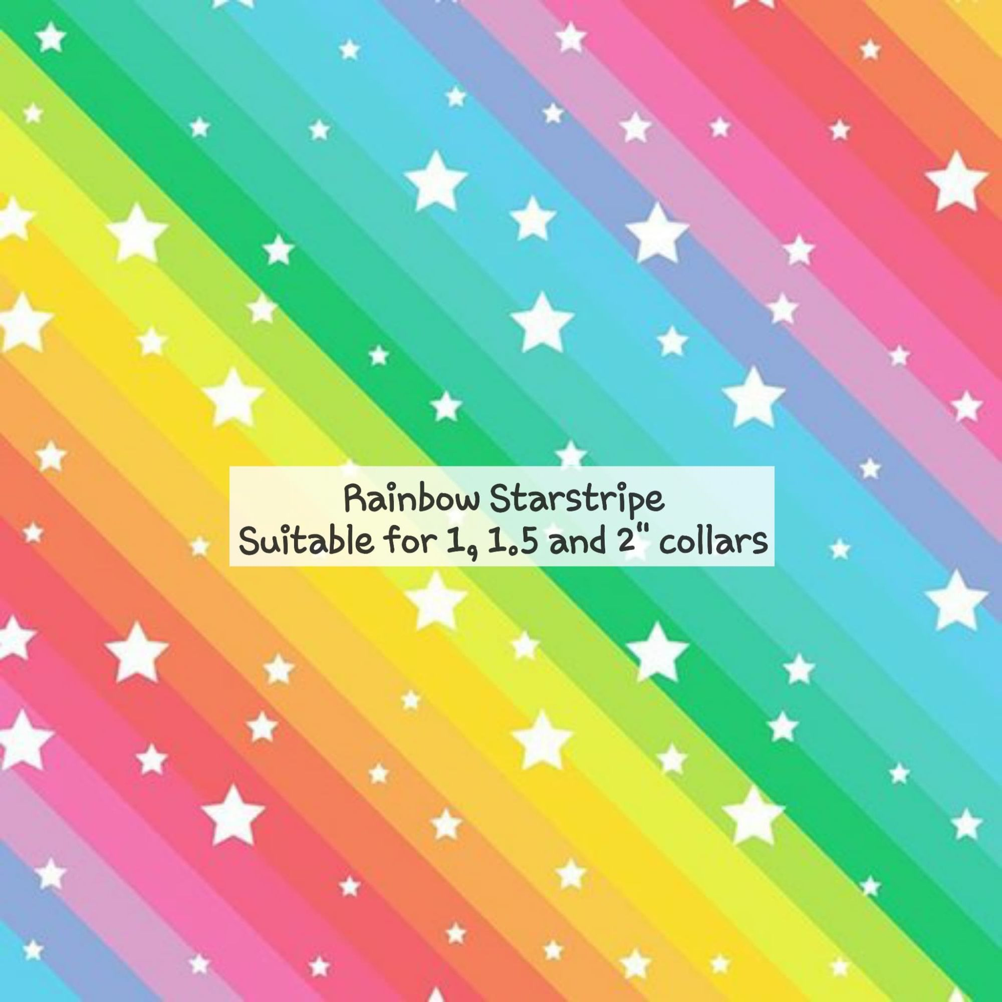 Rainbow Starstripe