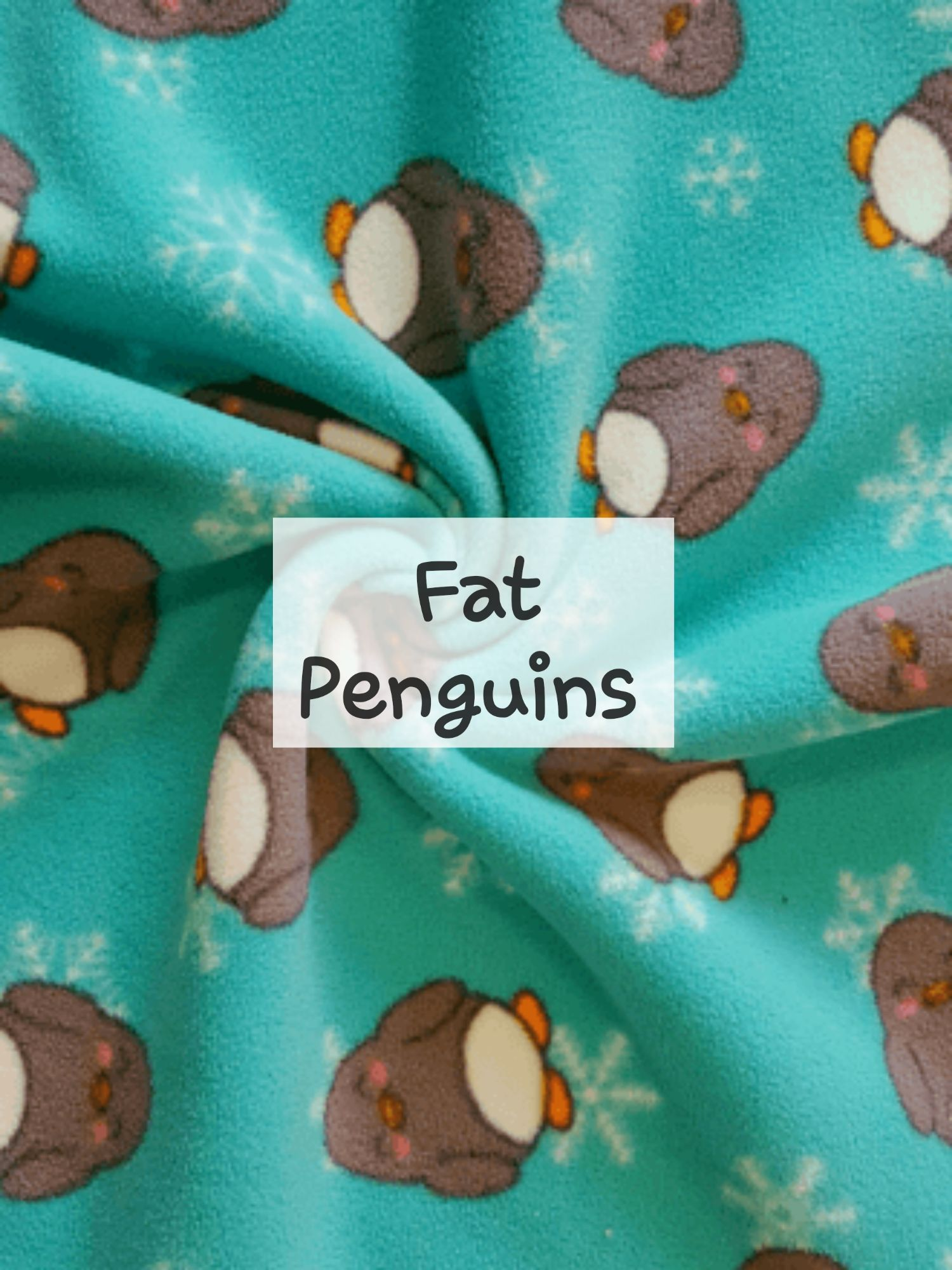 Fat Penguins fleece