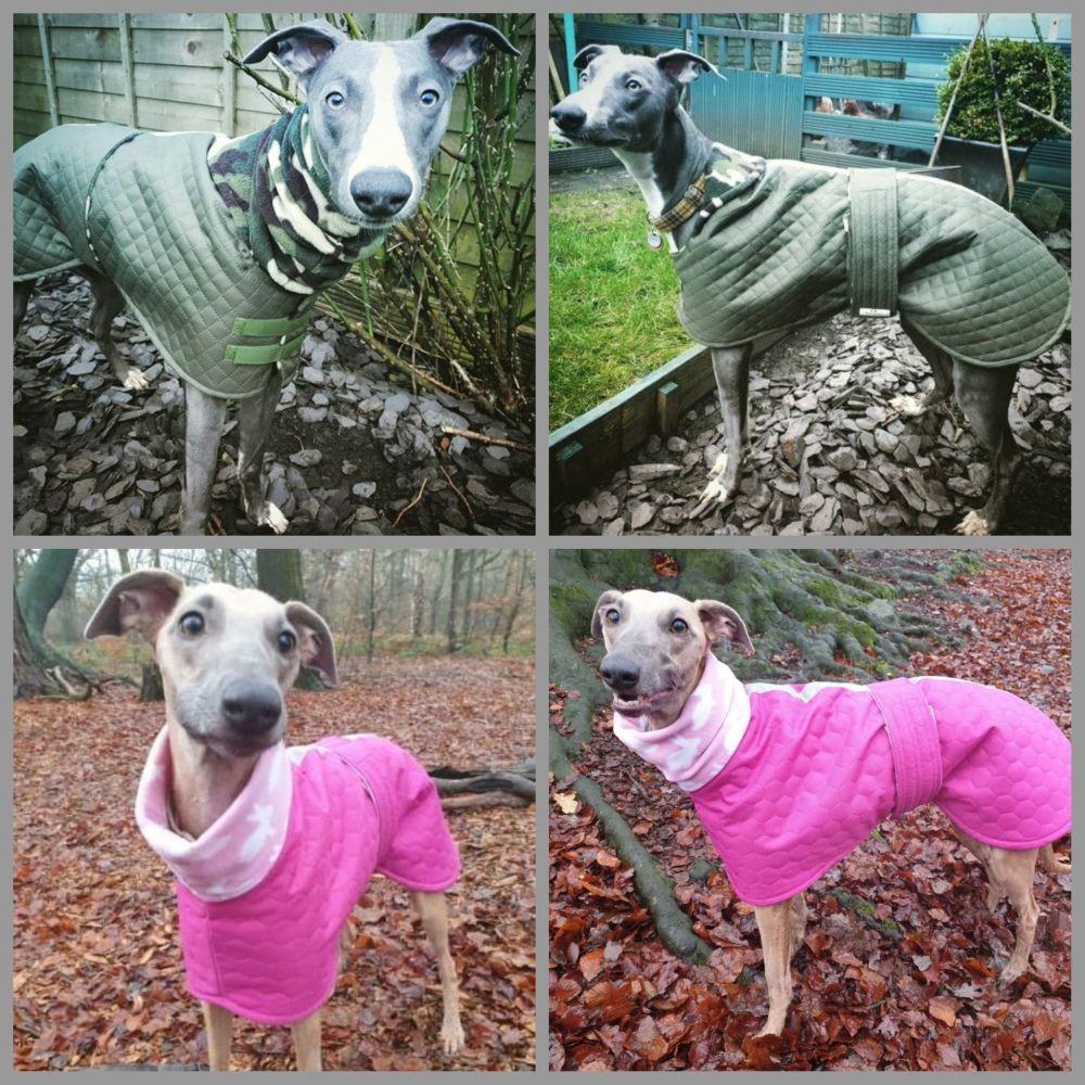 Premium Quilted Waterproof Coats