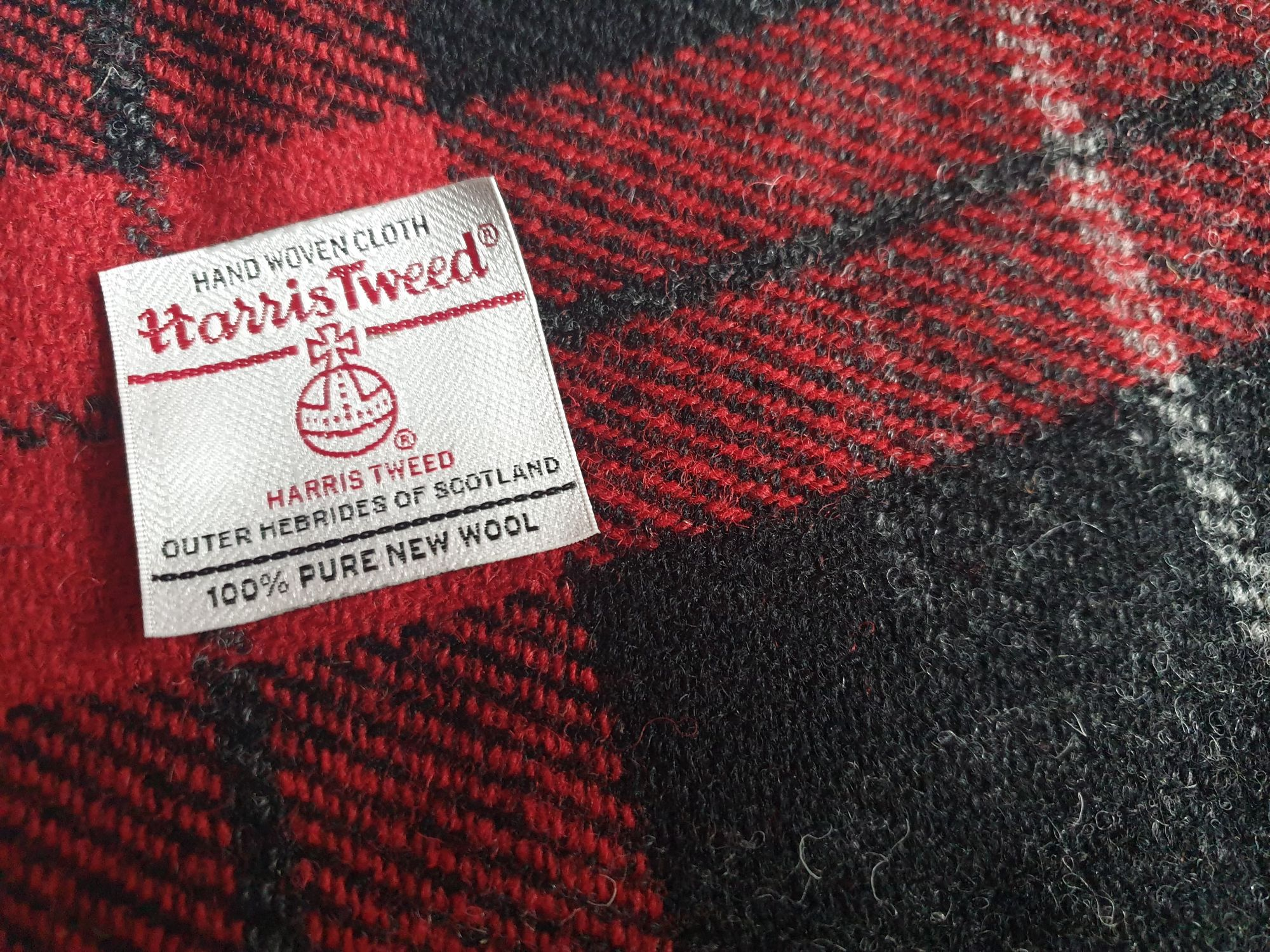 Red and Black Check