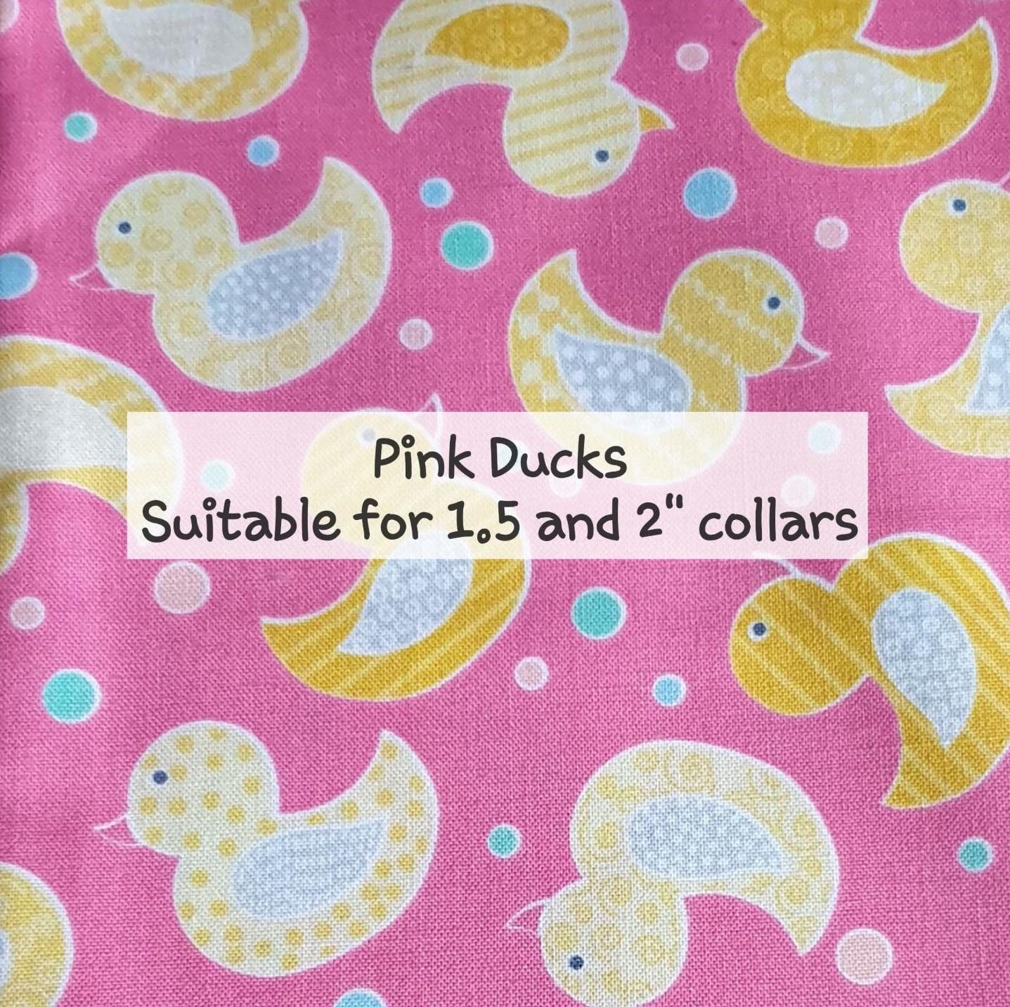 Pink Ducks